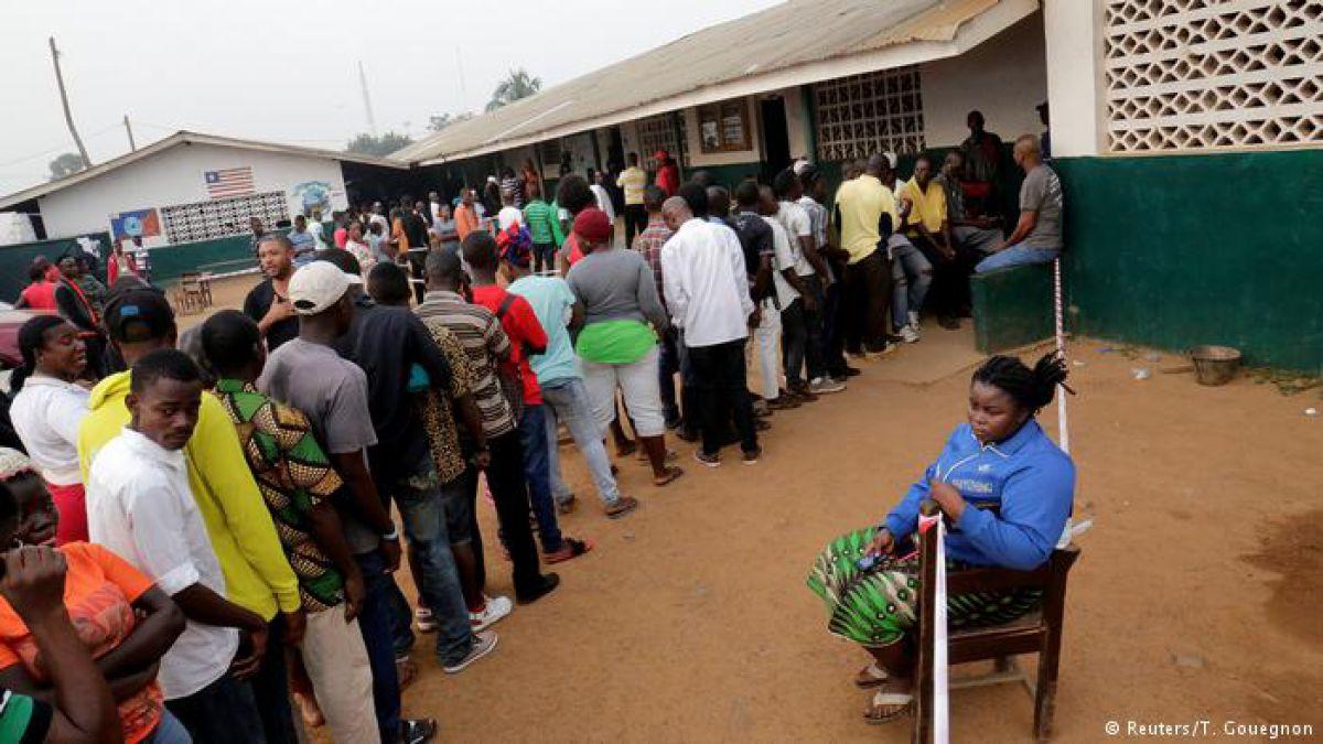 De futbolista a político: Weah sería el nuevo presidente de Liberia