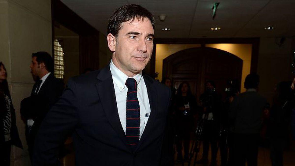 Andrés Montes renunció al Ministerio Público