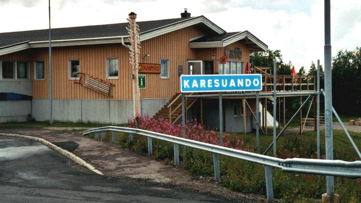 Karesuando, el pueblo entre Suecia y Finlandia en el que puedes celebrar el año nuevo dos veces