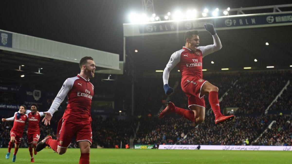 Arsenal dejó escapar dos puntos contra el West Bromwich