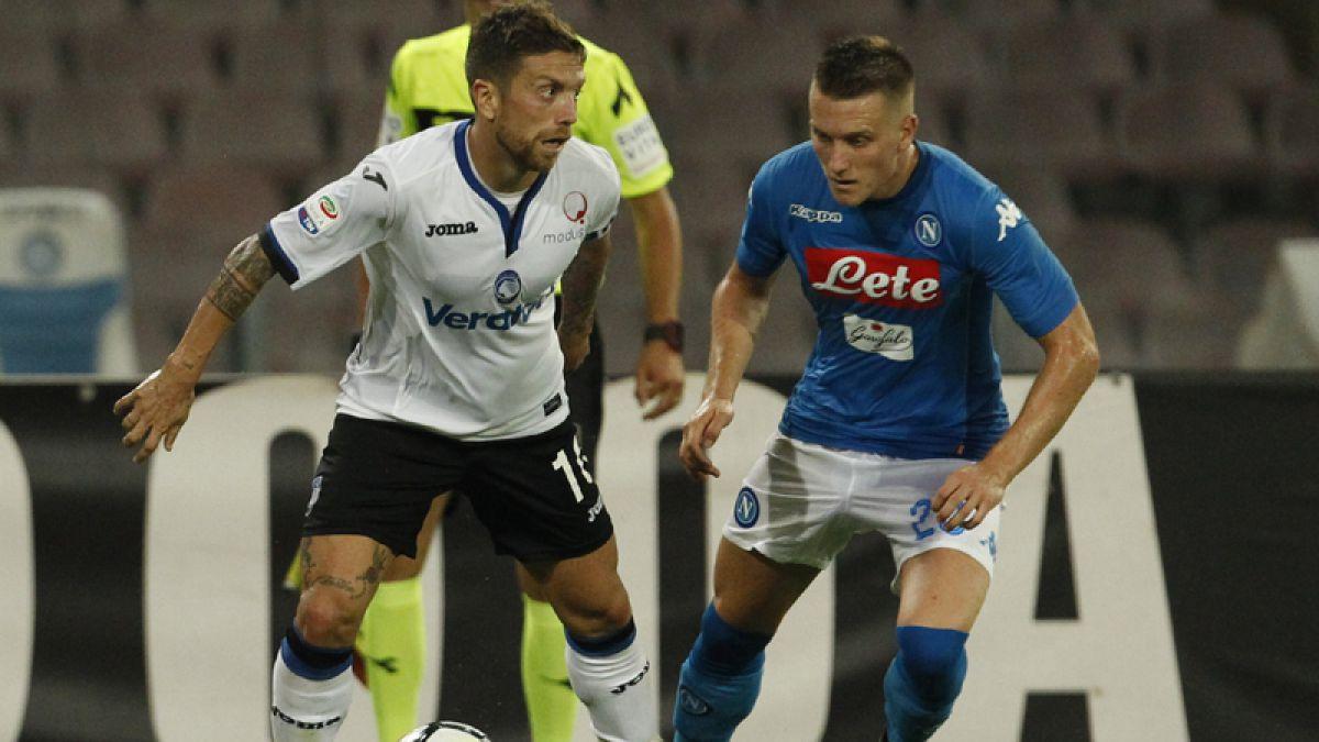35b19b6c21d7c Sorpresa en Copa Italia  Napoli es eliminado por Atalanta en cuartos de  final