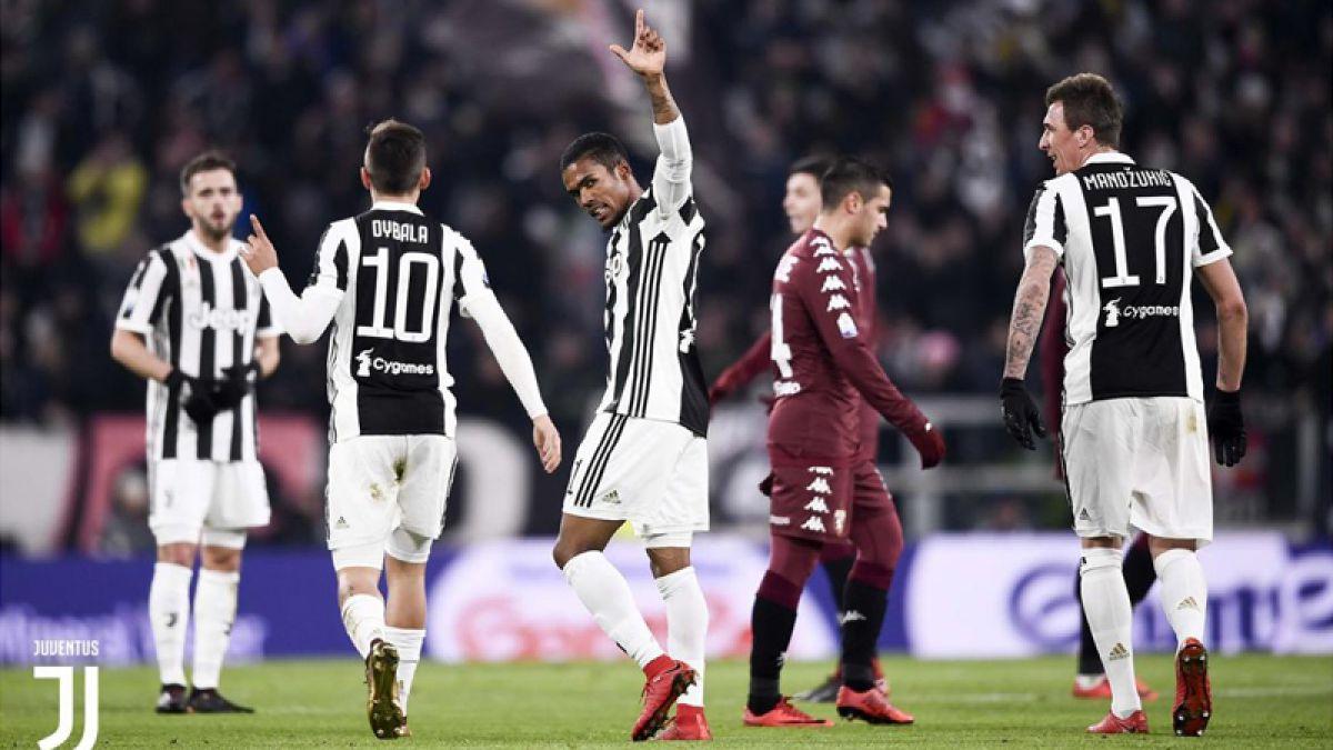 Juventus se quedó con el clásico en la Copa Italia