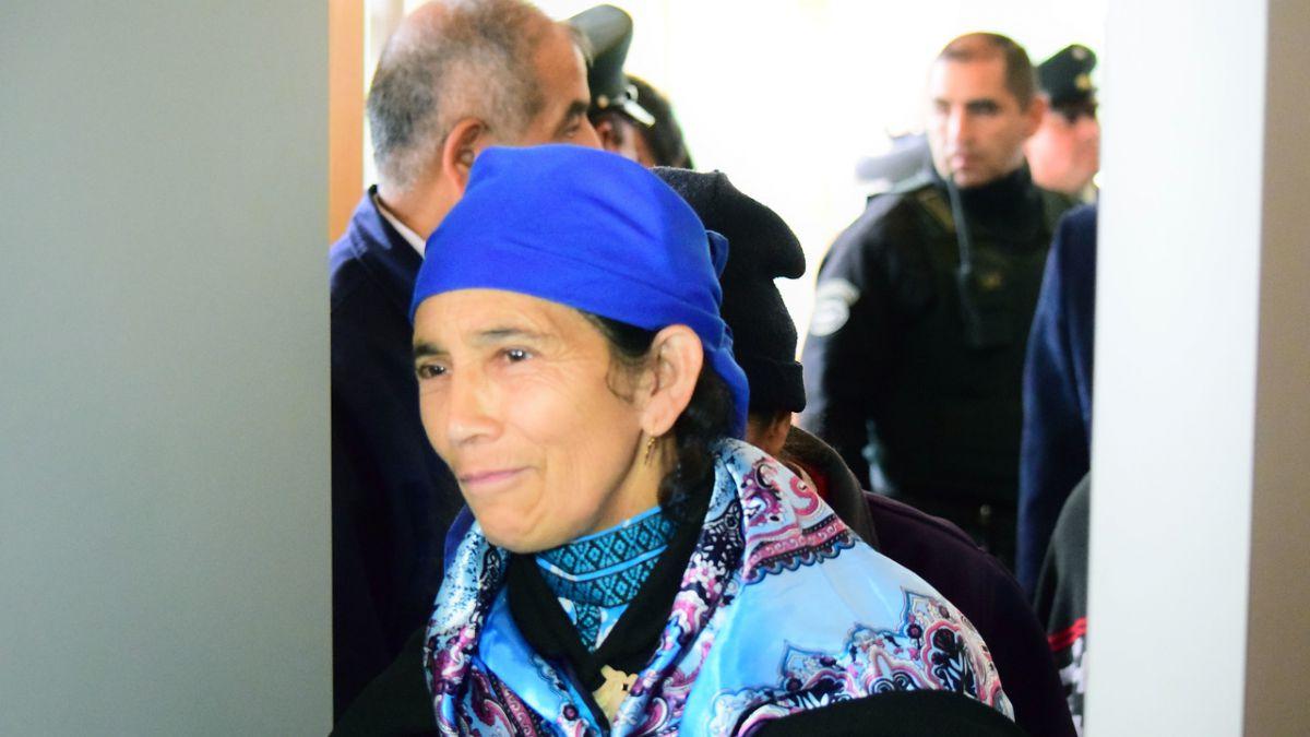Machi Francisca Linconao salió del país hacia Bolivia — Caso Luchsinger-Mackay
