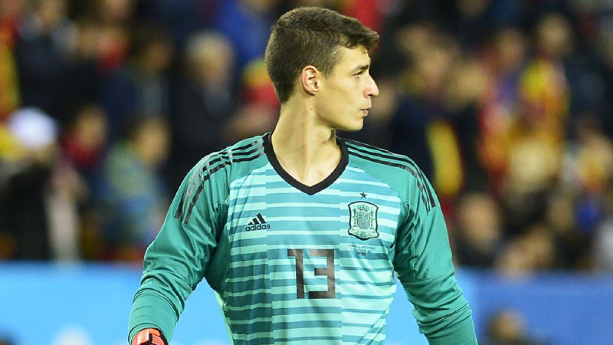 Real Madrid está cerca de fichar un joven arquero | Tele 13
