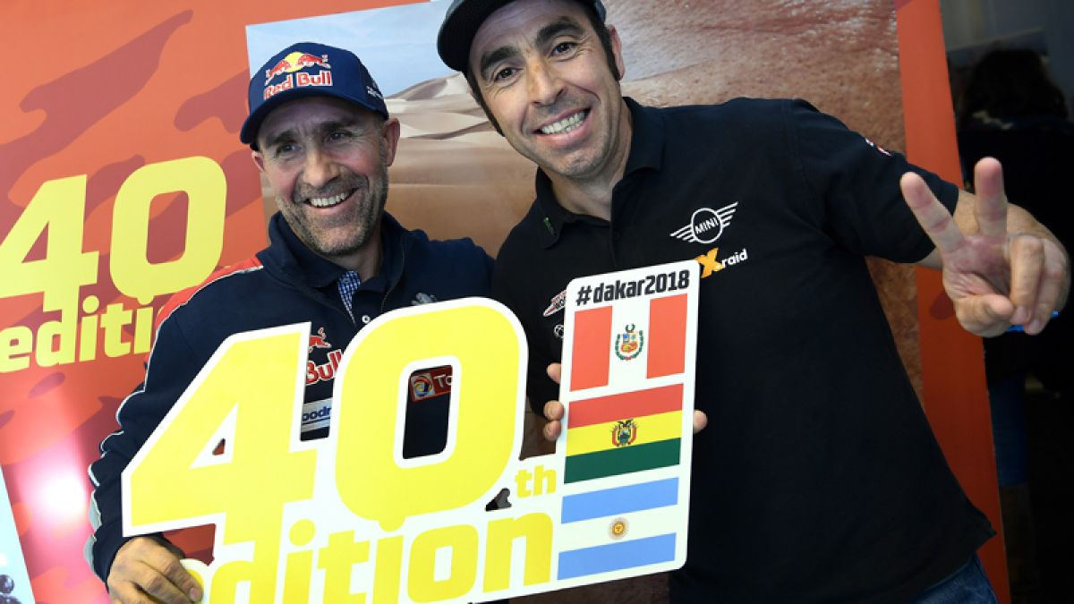 El Dakar reunirá 1,5 millones de público