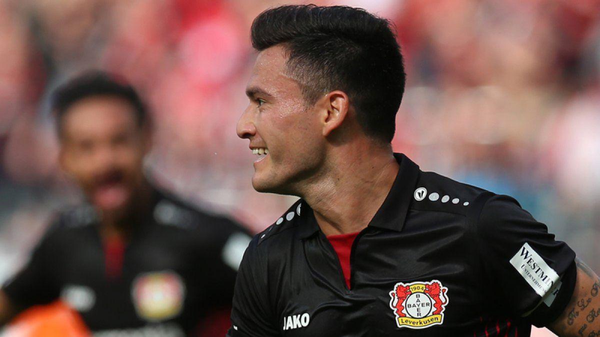 Bayer Leverkusen confirma que Charles Aránguiz se recuperó de su lesión y que podrá volver a jugar