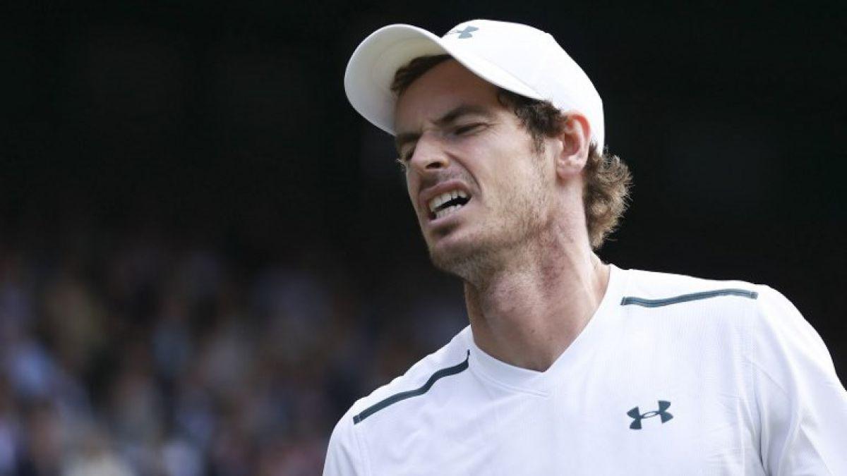 Murray se mostró optimista después de la cirugía