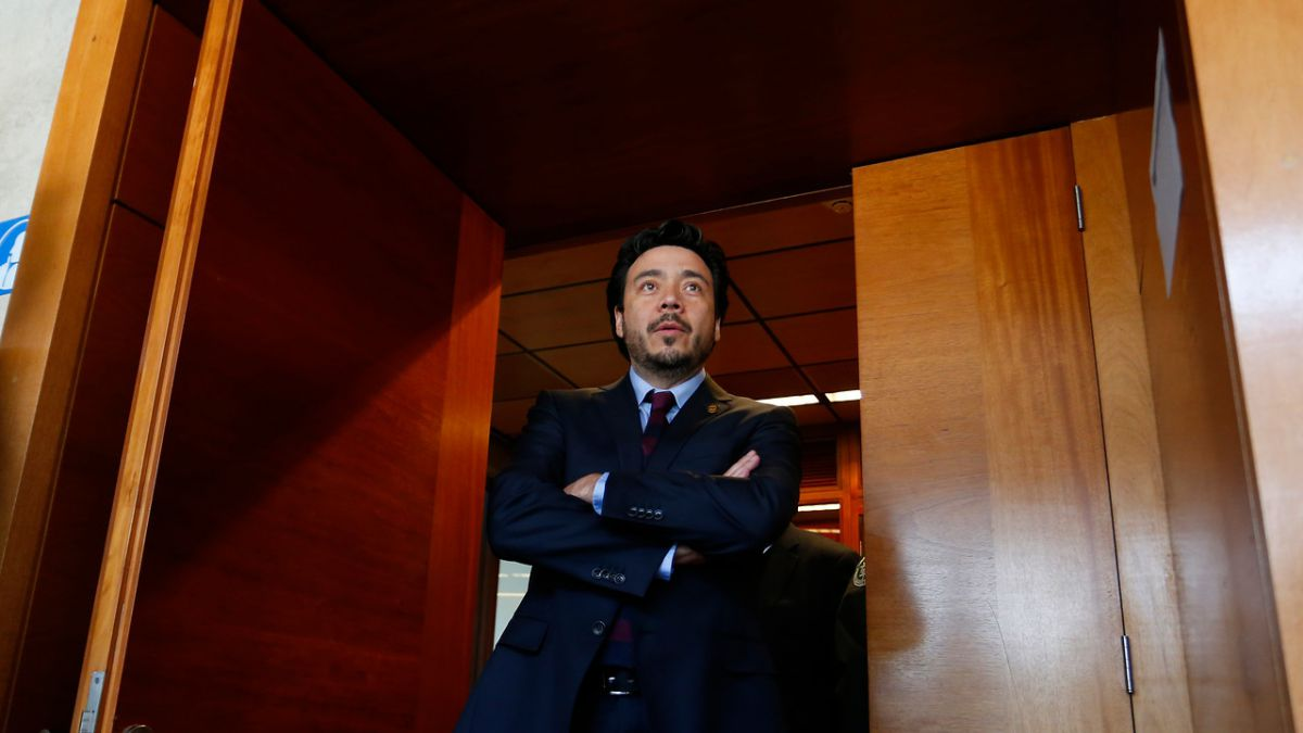 Fiscal Emiliano Arias presenta recurso de queja por sobreseimiento de Dávalos