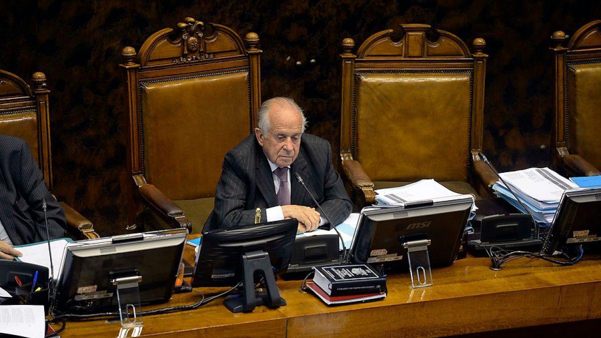 Senado aprueba nombramiento de Andrés Zaldívar en el Consejo de Asignaciones Parlamentarias