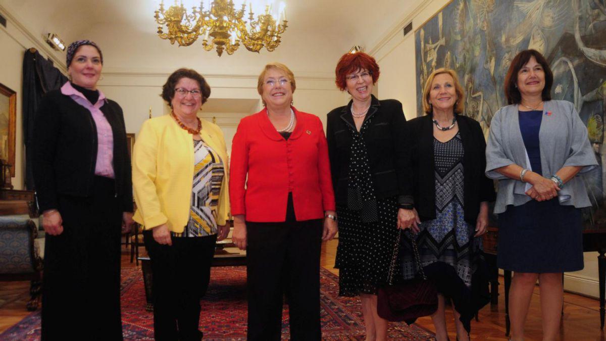 Acepta Bachelet cargo en la OMS tras Presidencia de Chile