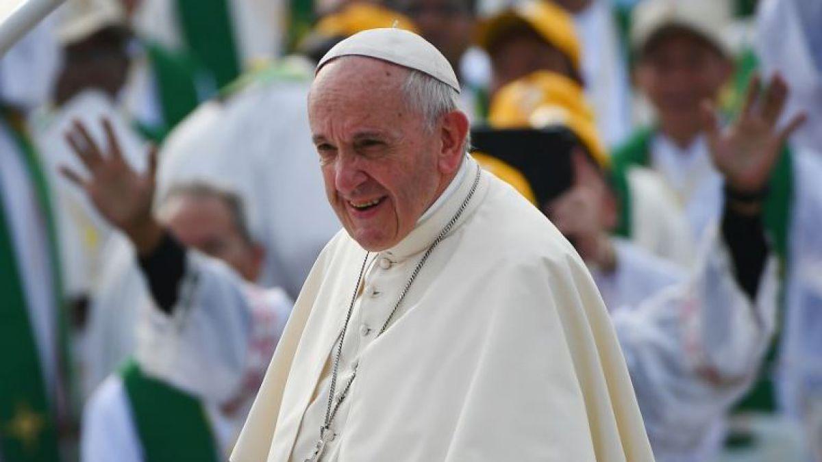 ¿Dónde viene el Papa Francisco? Mira la ruta del vuelo del pontífice