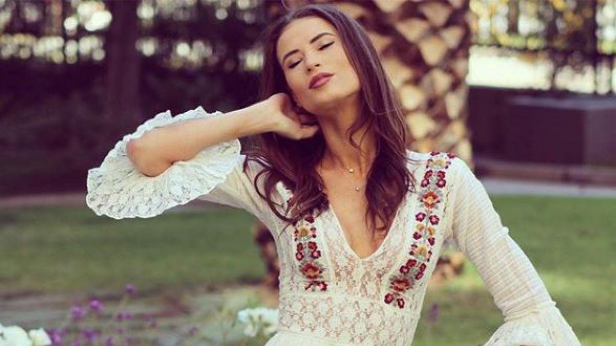 Julia Fernández oficializó su candidatura a reina de Viña