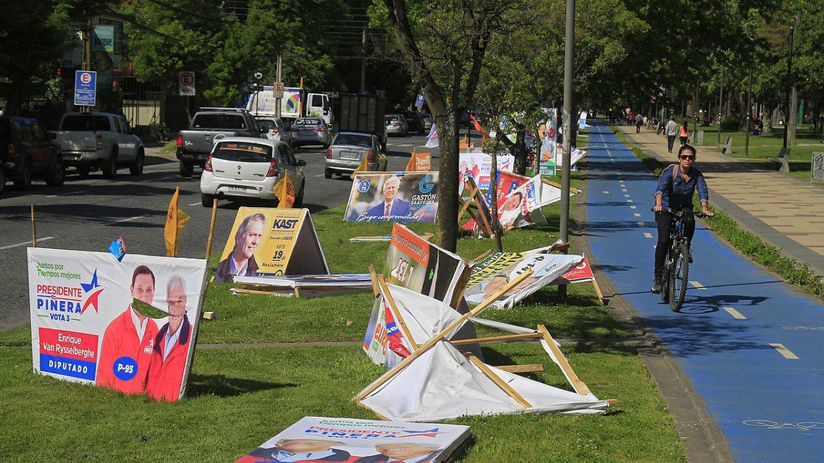 Hubo 2.144 denuncias por propaganda durante las elecciones de 2017 — Servel