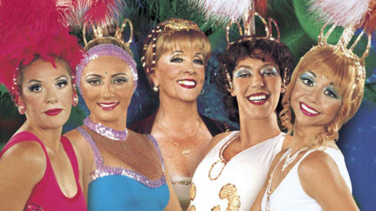 """""""El circo de las Montini"""" se emitió en el año 2002"""