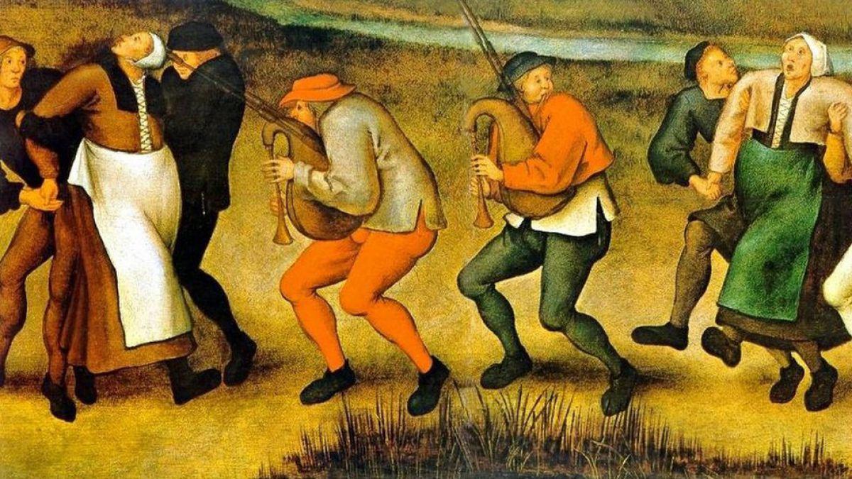 La extraña plaga de la danza que cobró miles de vidas en la Europa del siglo XVI