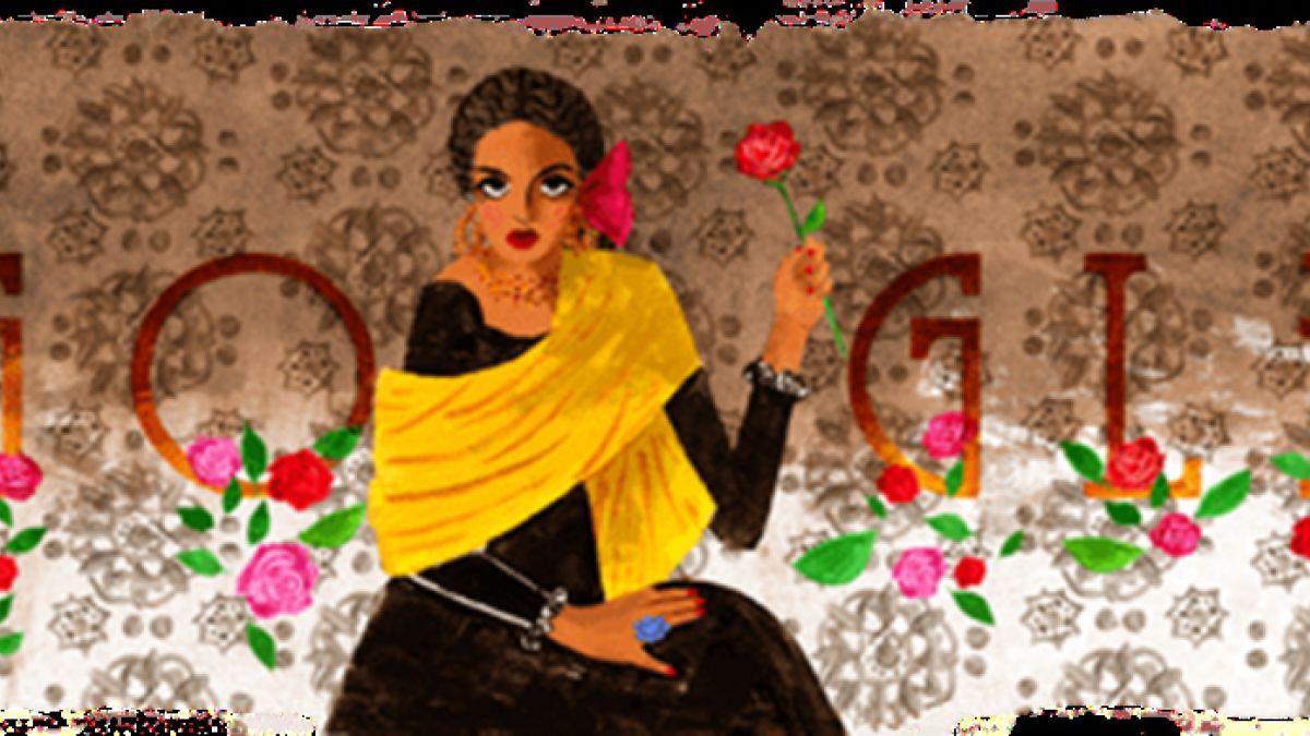 Google recuerda una de las actrices icónicas de latinoamérica