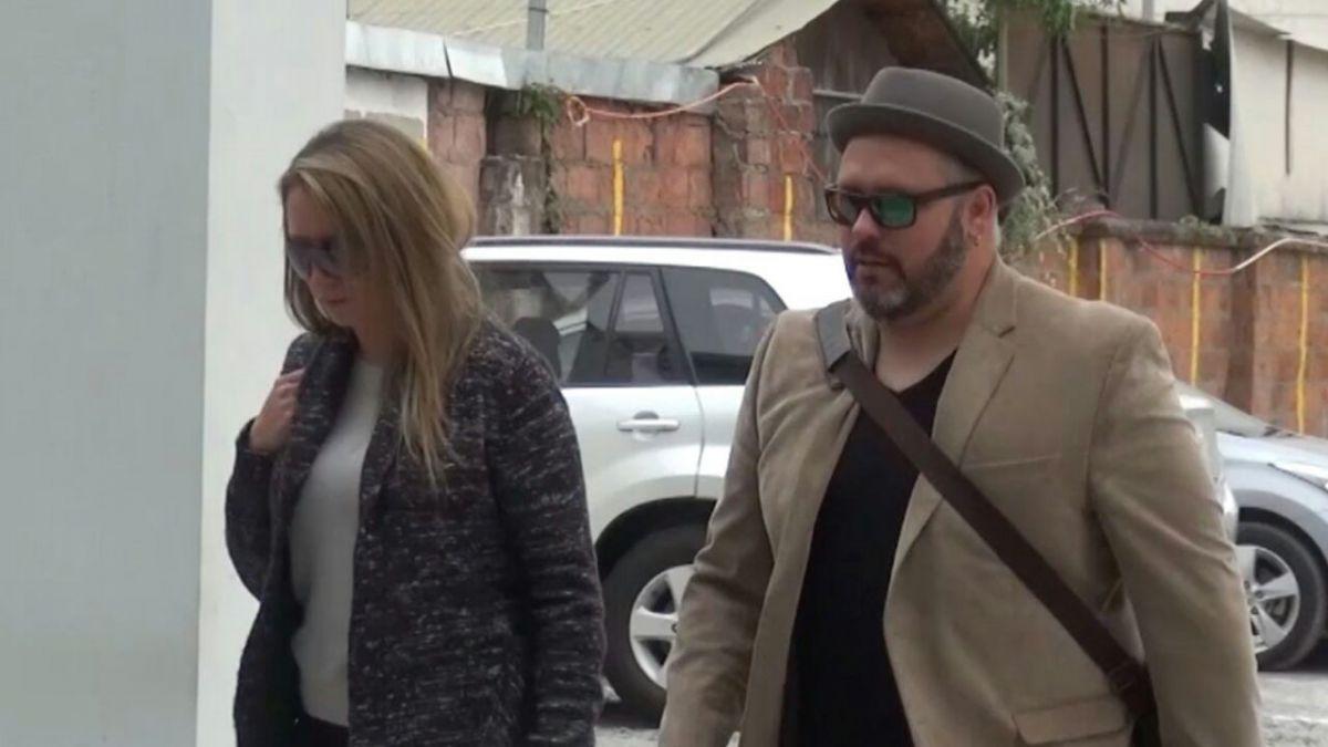 Caval: Dávalos y Compagnon declaran por 7 horas