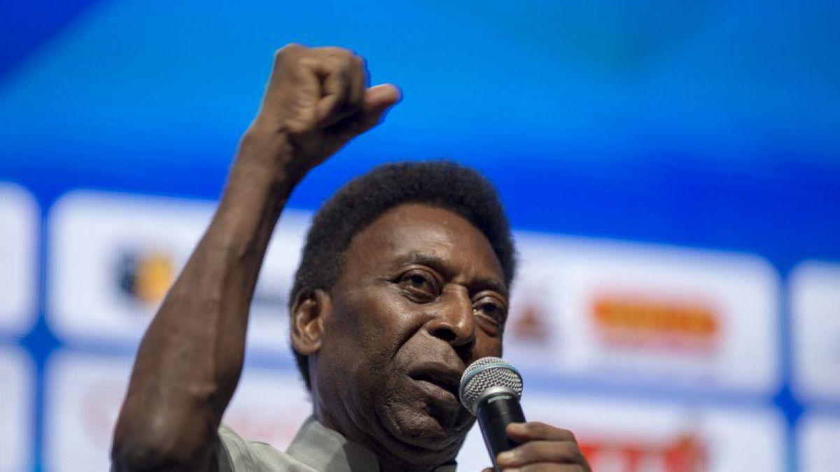 Pelé felicita a Cristiano Ronaldo y compara su carrera con la del portugués