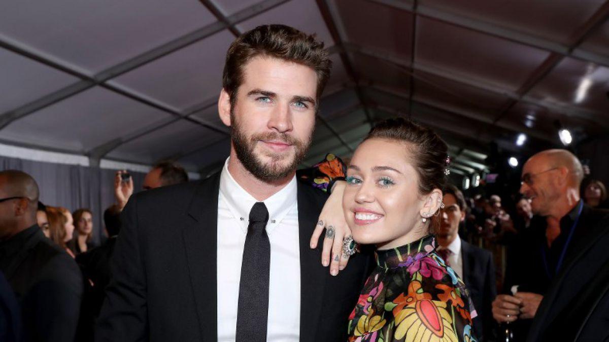 Miley Cyrus y Liam Hemsworth viajaron hasta Australia para... ¿casarse?