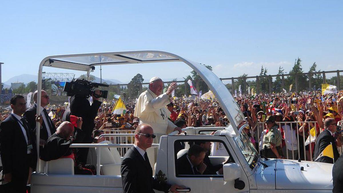 89 personas fueron detenidas durante la visita del Papa — Balance de Carabineros