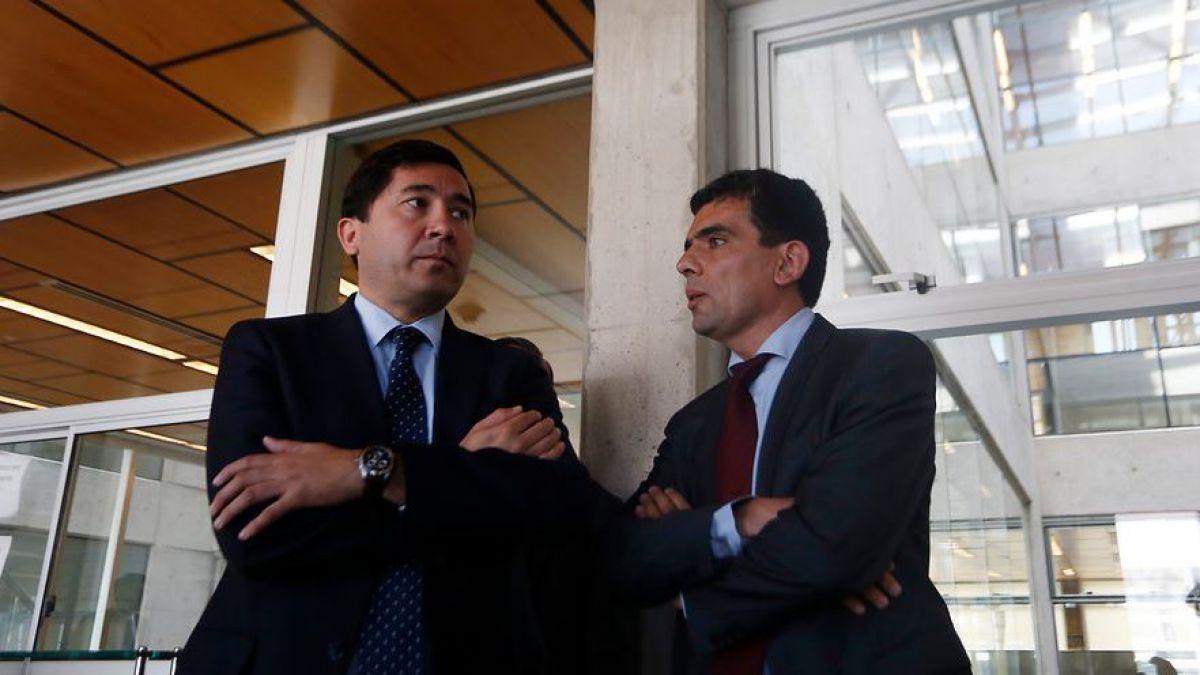 Fiscales Gajardo y Norambuena renuncian al Ministerio Público