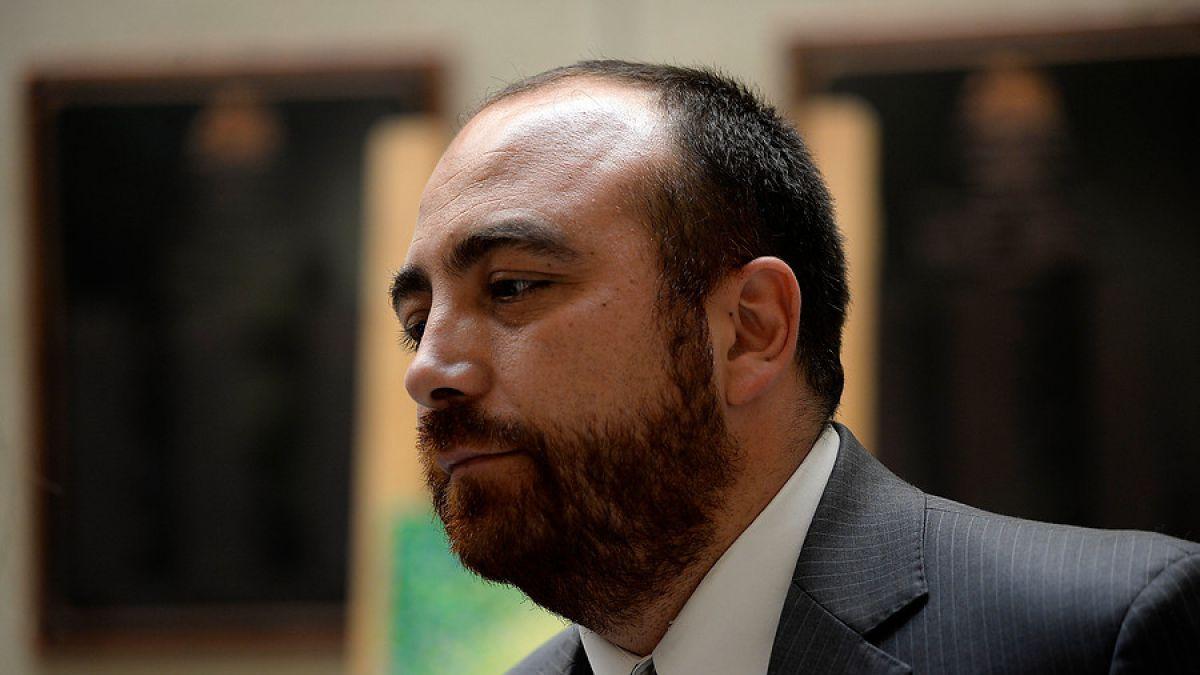 Diputado Fuad Chahin sufre accidente de tránsito en Padre Las Casas