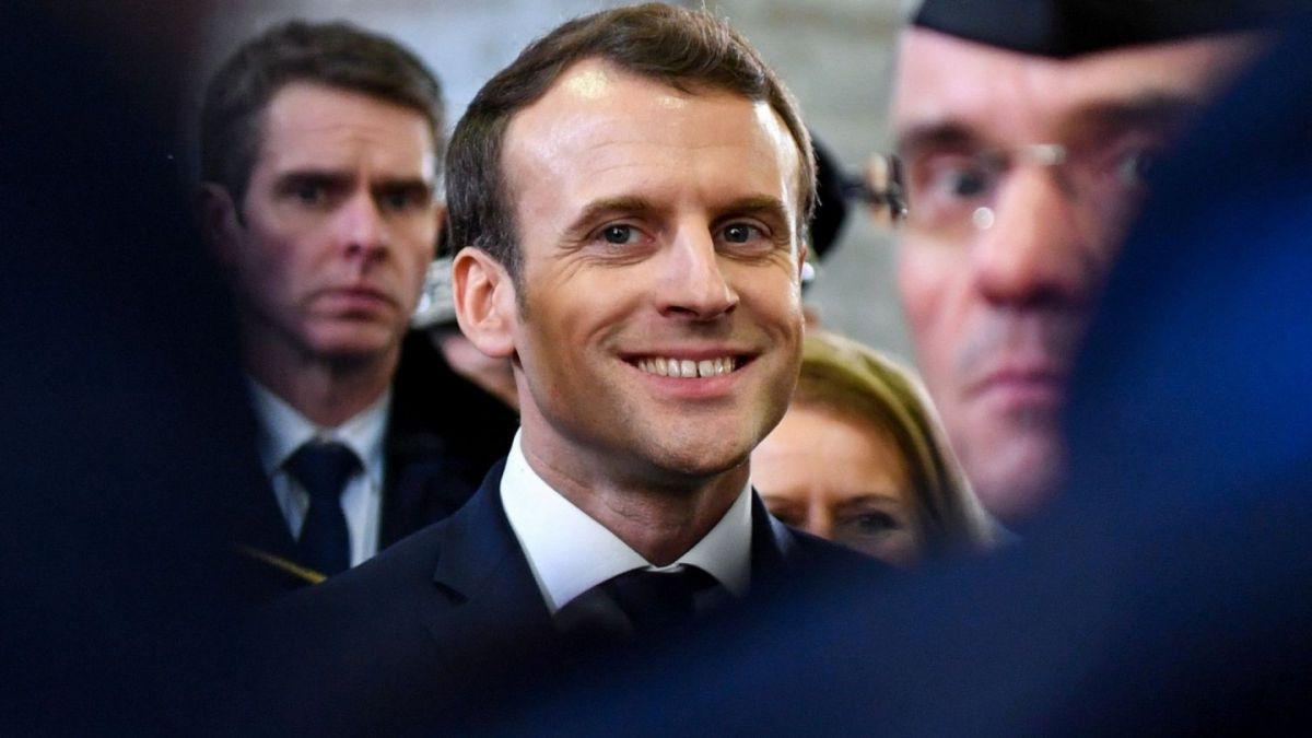 Macron honra una promesa de campaña y restablecerá el servicio militar obligatorio