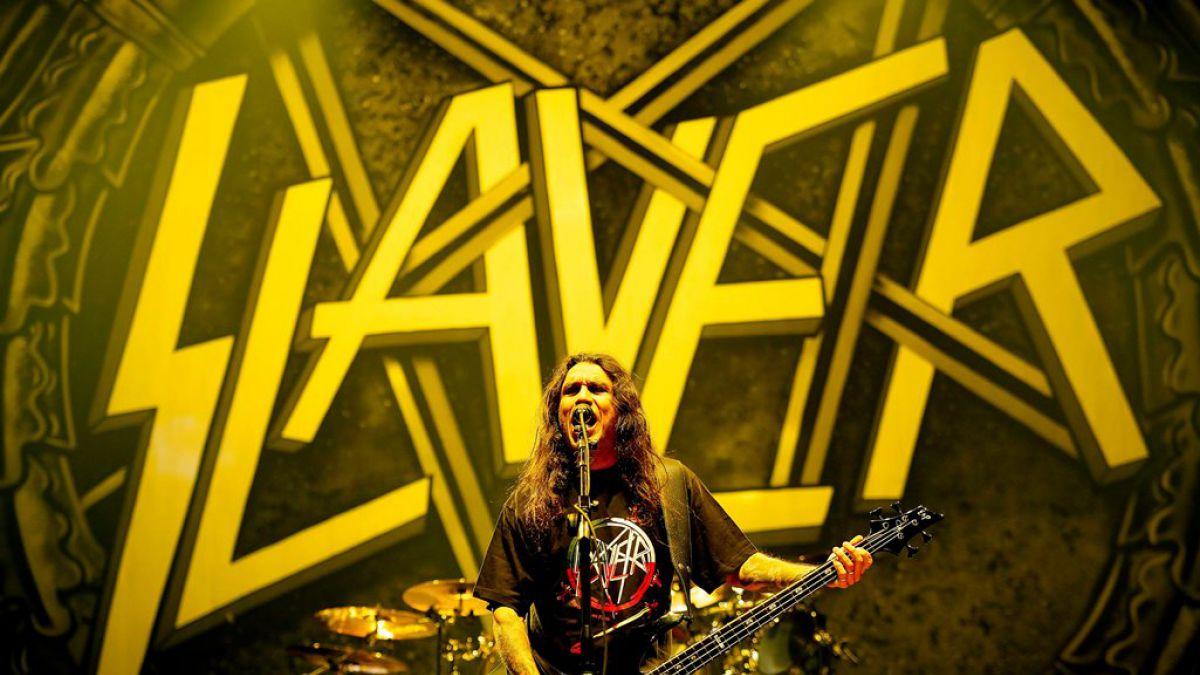 Slayer anuncia su retiro de los escenarios