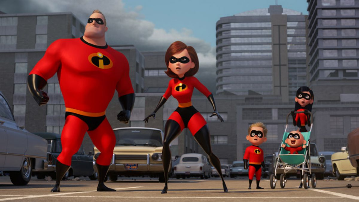 Pixar revela el nuevo elenco y personajes de