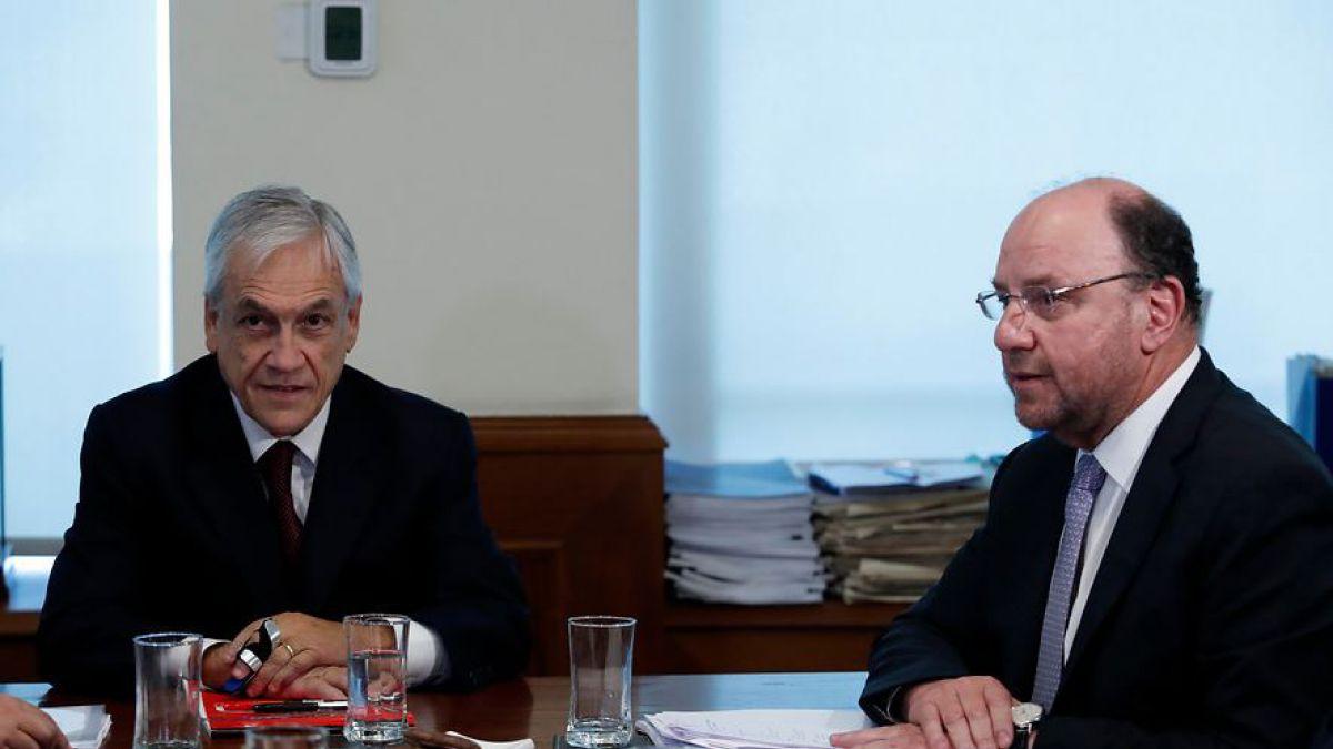 CPC anunció que Manuel Melero de la CNC reemplazará a Alfredo Moreno