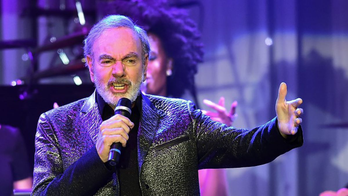 Diagnostican a Neil Diamond con Parkinson