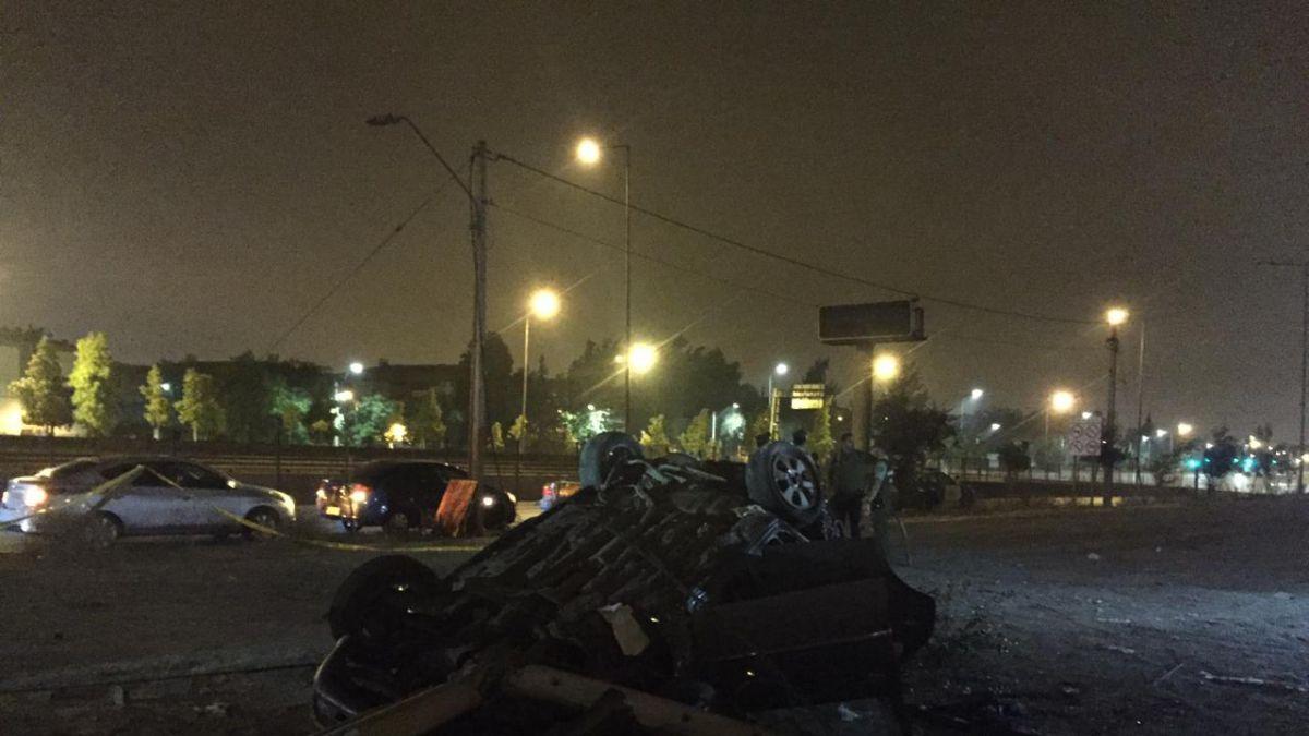 Un hombre murió tras persecución policial en Cerrillos