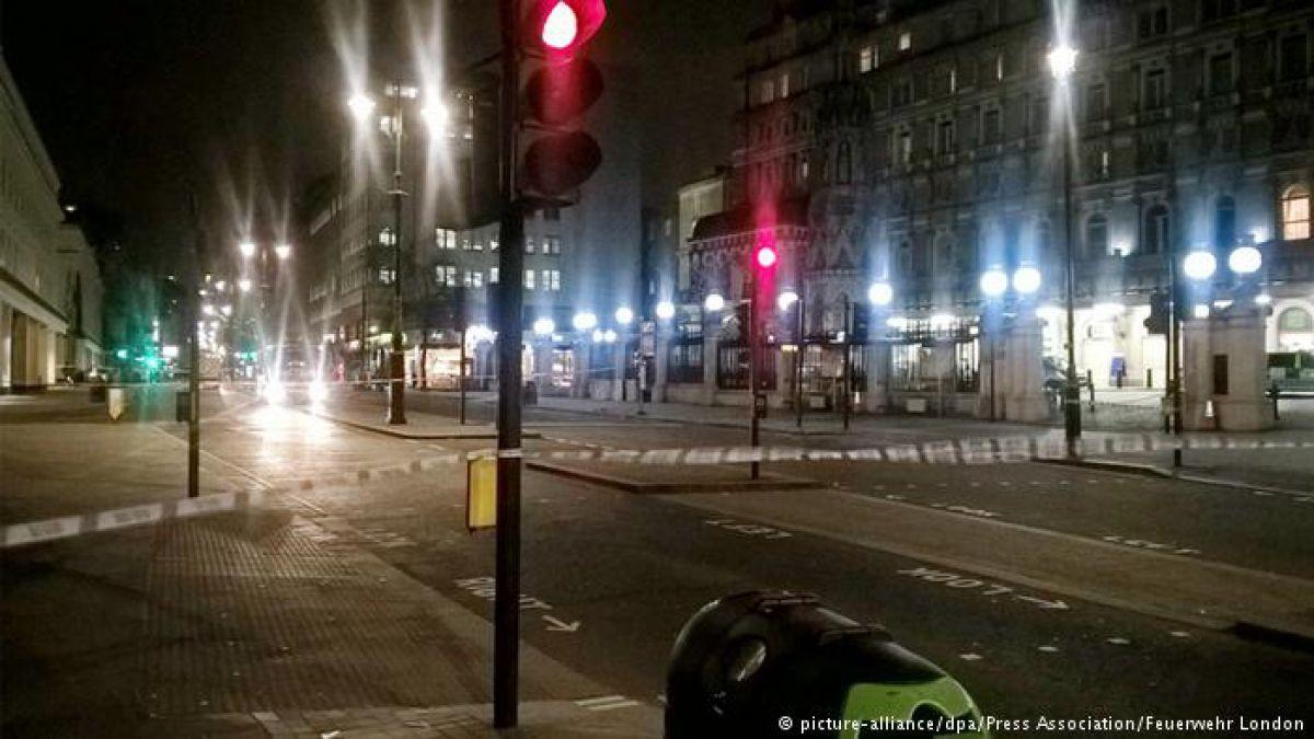 Evacuan a mil 500 personas en Reino Unido por fuga de gas