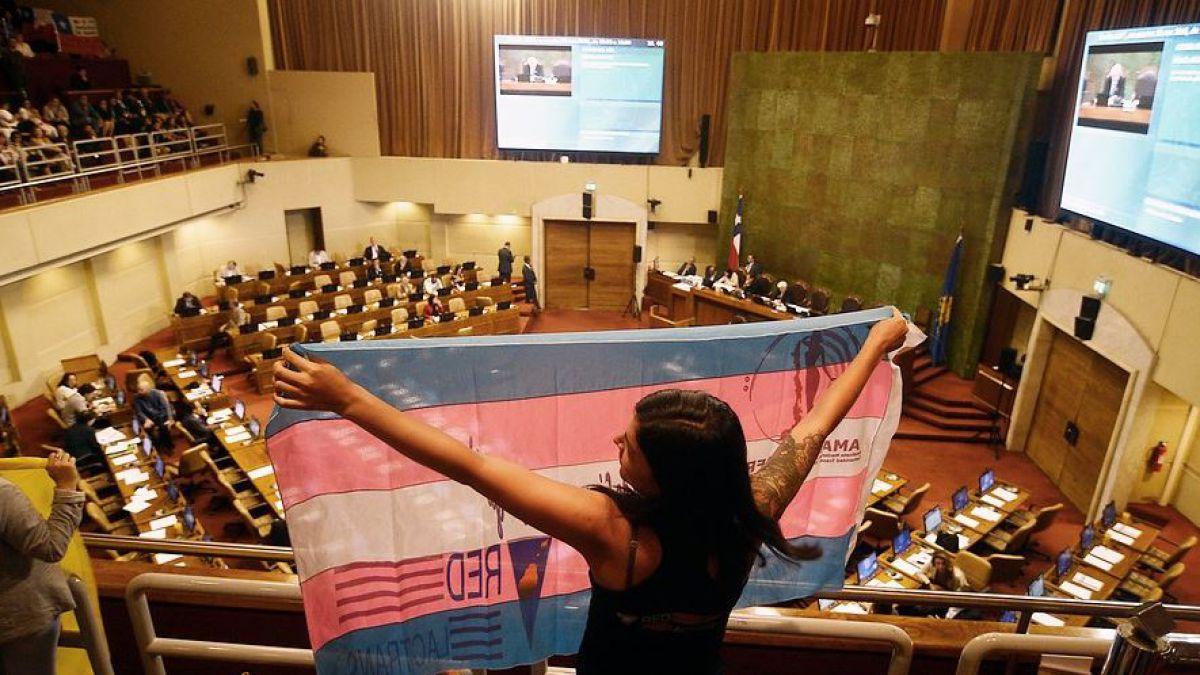 Cámara de Diputados aprobó la Ley de Identidad de Género