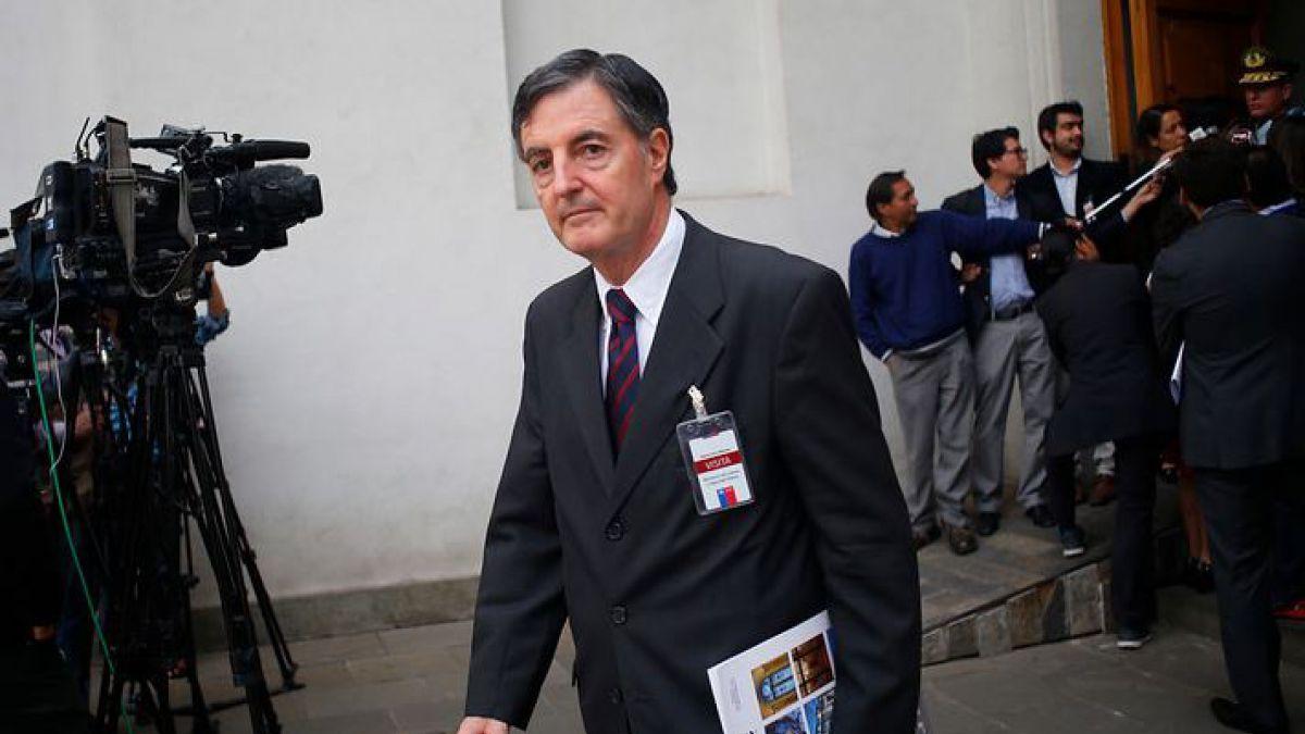 Manuel Melero asumirá presidencia de la CPC tras salida de Alfredo Moreno