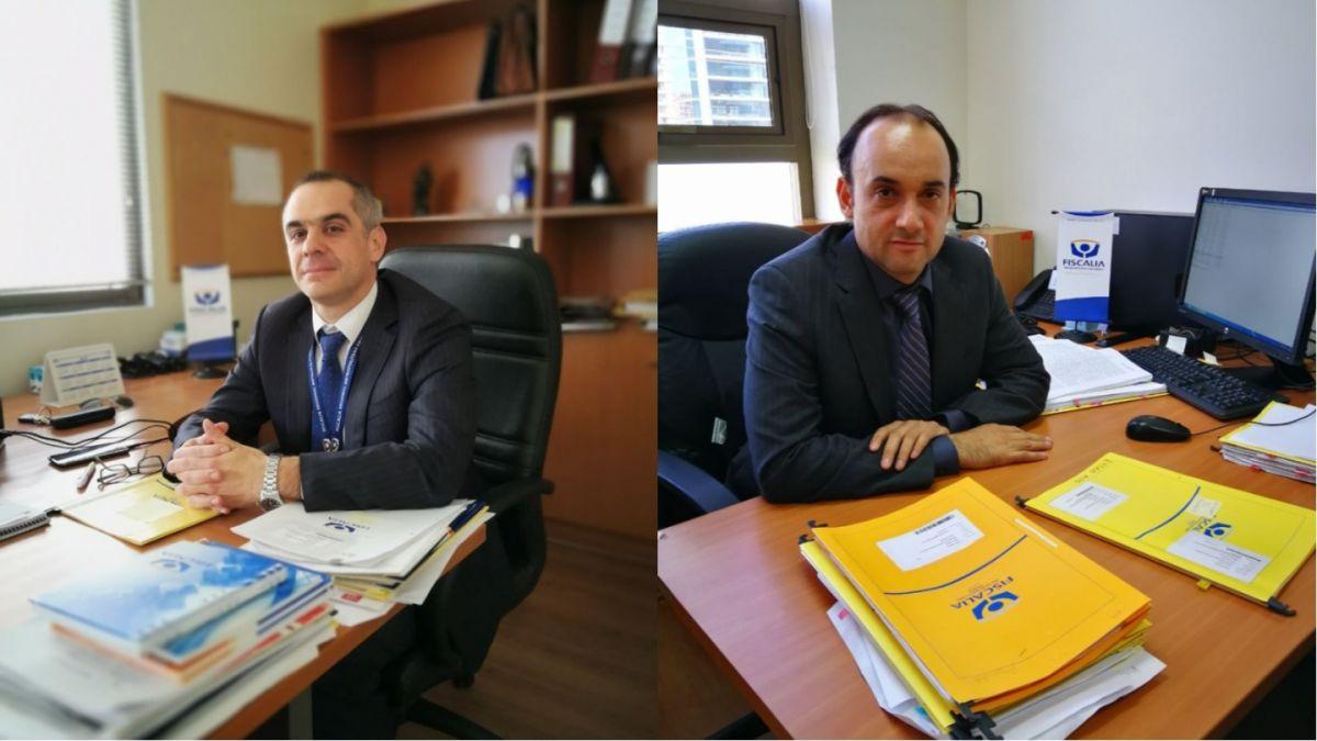 Fiscal Guerra nombra a reemplazantes de Gajardo y Norambuena