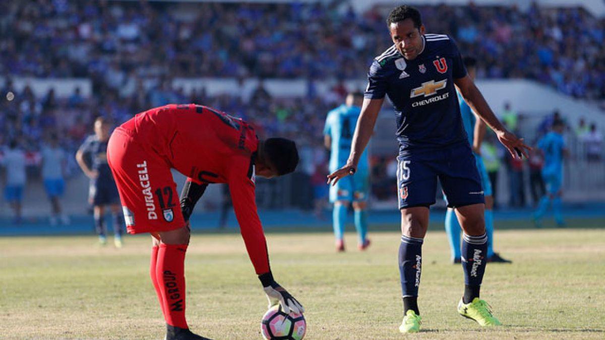 Beausejour lidera a los suspendidos para el estreno del Torneo Nacional