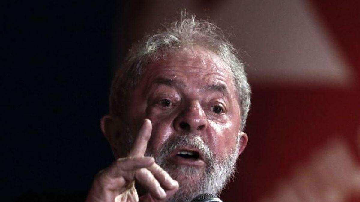 Lula cancela viaje a Etiopía tras entregar su pasaporte a la policía