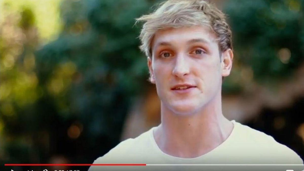 Logan Paul regresa a You Tube con video sobre la prevención del suicidio tras la polémica que caus