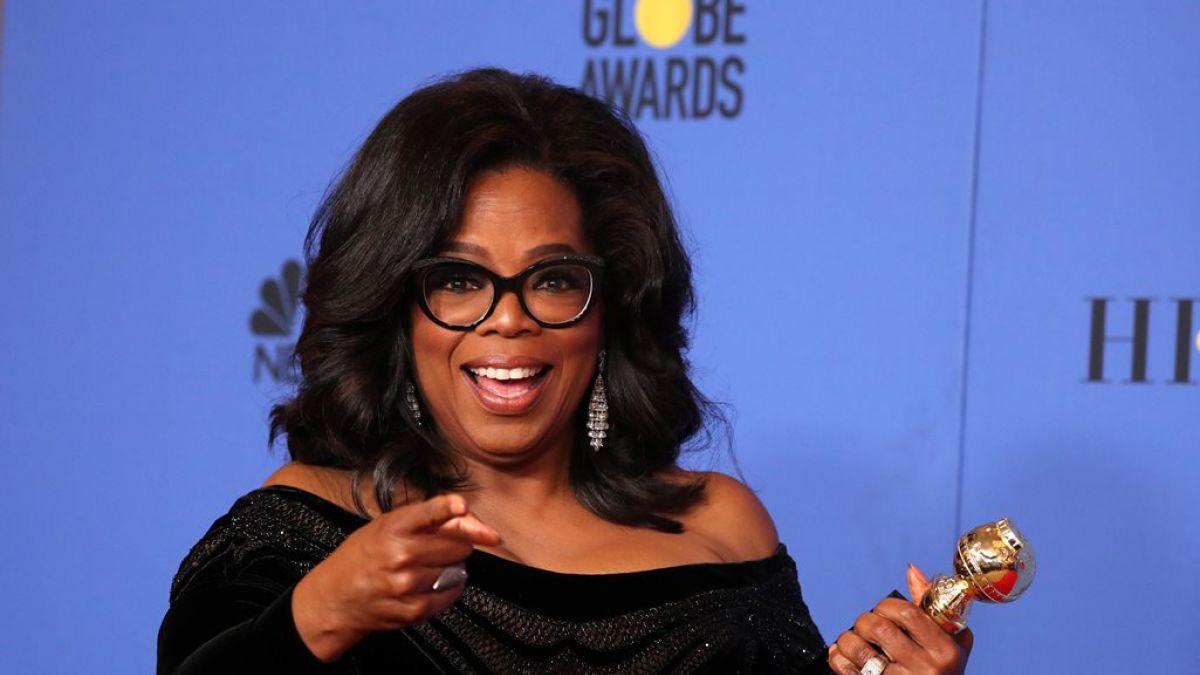Oprah no se postulará a la presidencia de Estados Unidos