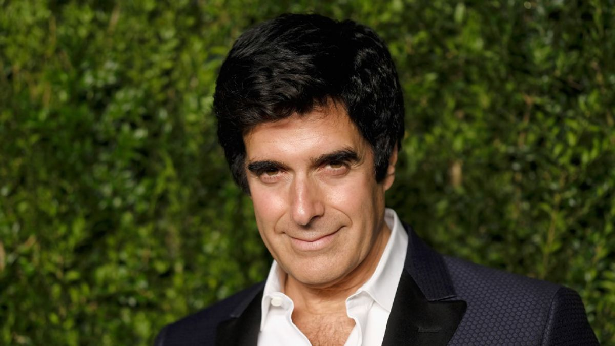 Acusan a David Copperfield de drogar y violar a una modelo