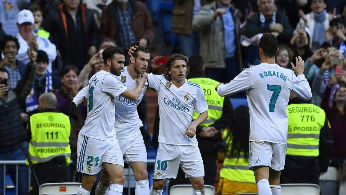 Cristiano Ronaldo lanza un mensaje de apoyo al Real Madrid
