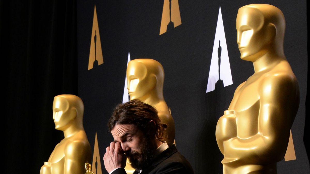 No presentará premio en los Óscar
