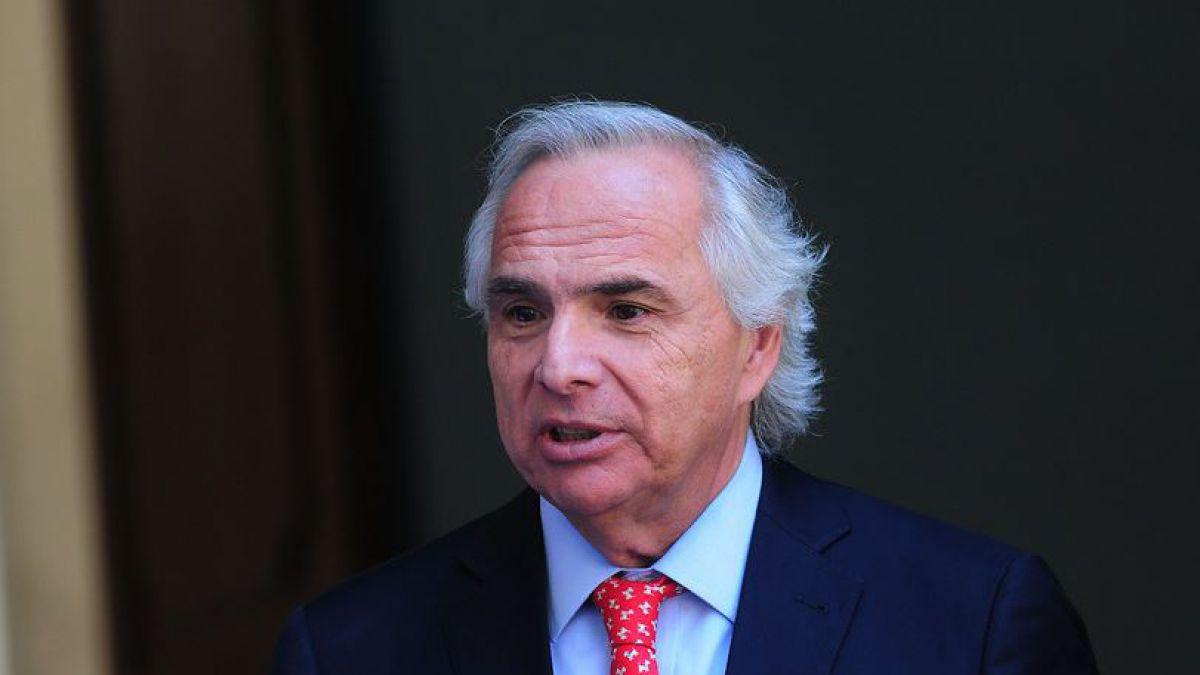 Chadwick descarta tensión y asegura que habrá equilibrio en nominación de gobernadores