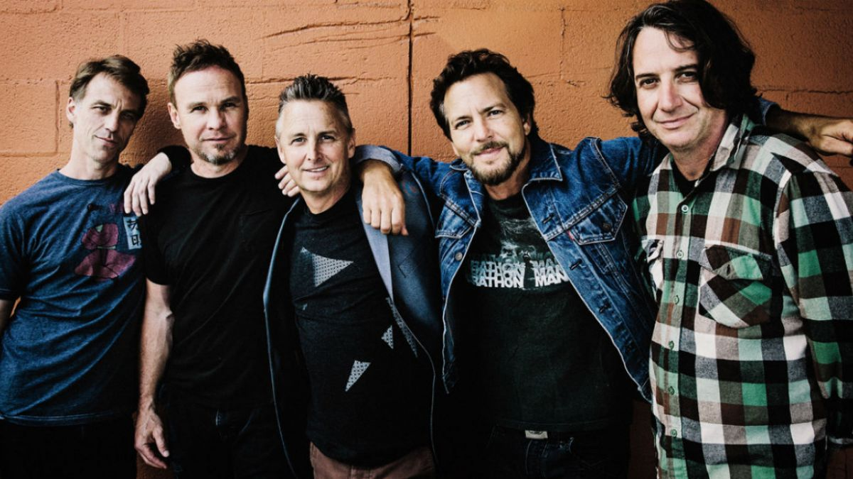 Pearl Jam anuncia show en solitario en Chile