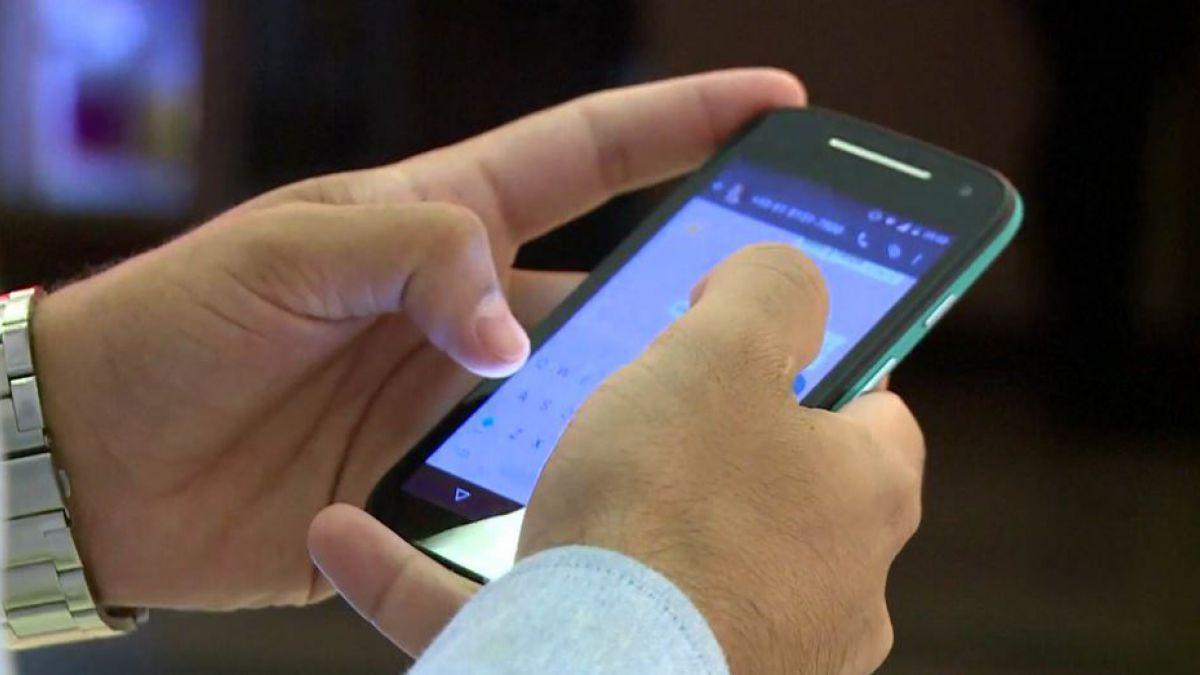 Caos en Chile por caída de la red móvil de Claro