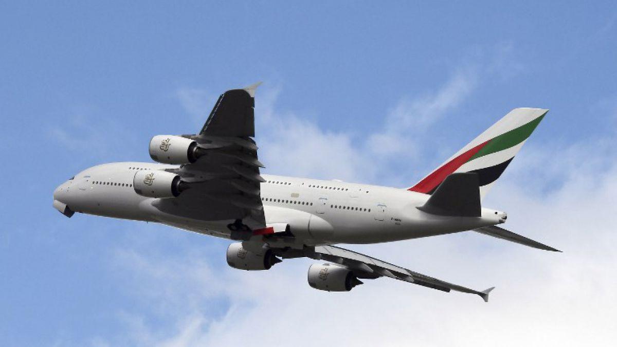 Aerolínea Emirates comenzará a operar en Chile en julio de este año