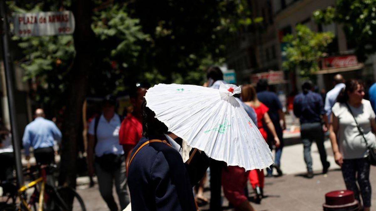 Emiten alerta meteorológica por ola de calor que afectará a las regiones del Maule y Bíobío
