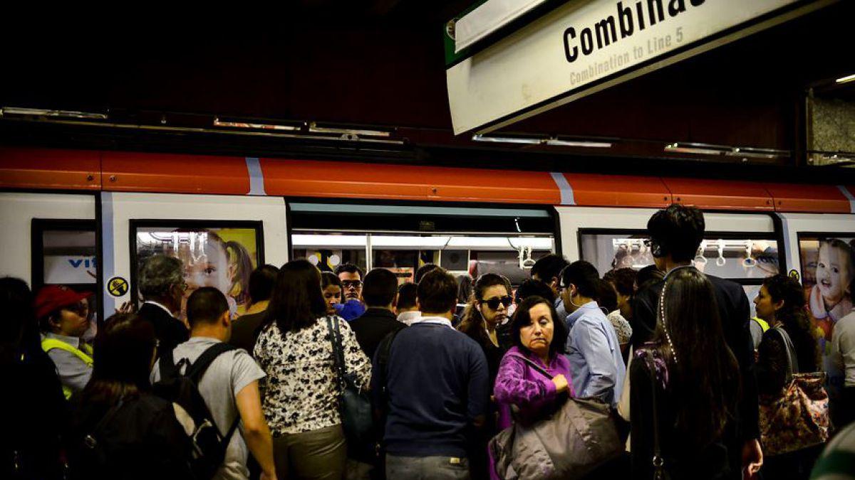 Servicio de la Línea 6 del Metro se encuentra suspendido