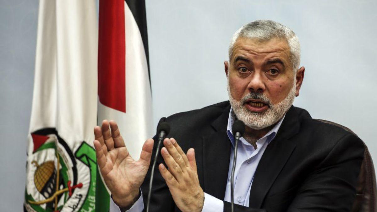 EEUU puso al jefe de Hamas en su lista negra de terroristas